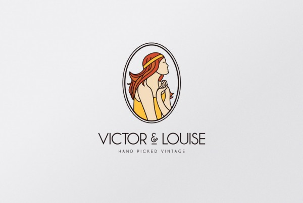 Victor & Louise Logo Colour Thumb