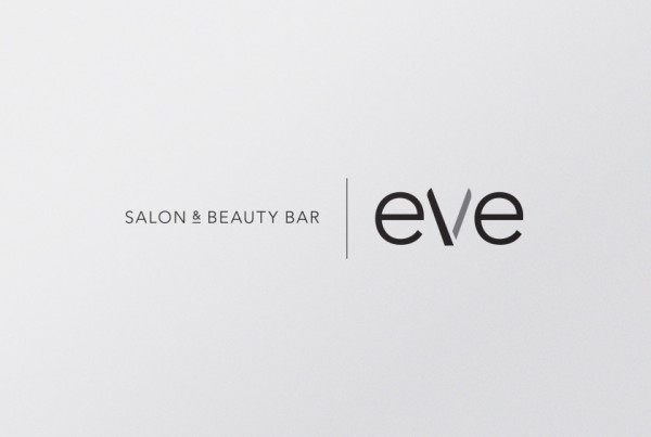 Logo  design for Eve Salon & Beauty Bar