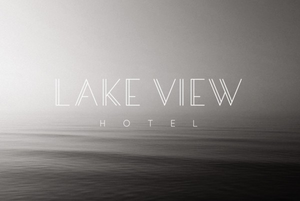 Lake View Hotel Logo