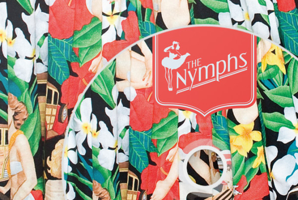 Nymphs EP Cover